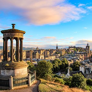 WHAT TO DO WITH 48 HOURS IN EDINBURGH
