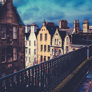What to do on a rainy day in Edinburgh