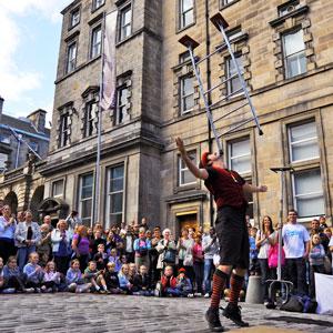 Top 5 summer events in Edinburgh