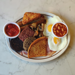 Cheap and Cheerful Eats for a Lads Holiday